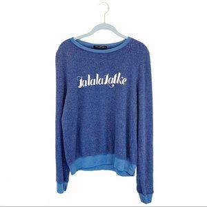 Wildfox   Baggy Beach Jumper Sweater Falalatke